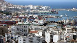 Moins de passagers au port d'Alger en