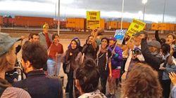 Etats-Unis : Les activistes de la Campagne Boycott Israël à Oakland ont crié