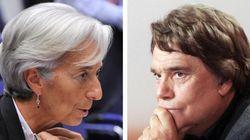 Mise en examen de Lagarde: Le FMI va se réunir