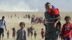 Irak: Efforts internationaux pour aider les déplacés face aux jihadistes de l'Etat Islamique