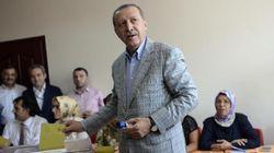 Turquie: Erdogan remporte l'élection présidentielle dès le premier