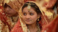 En Asie du Sud, une fille sur deux se marie avant 18
