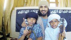 Un saoudien enrôle ses deux enfants de 10 et 11 ans au djihad avec le
