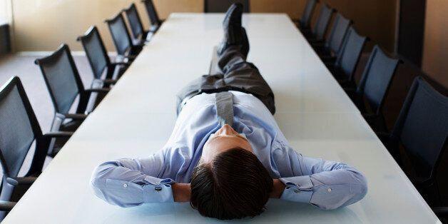 Quelques astuces pour glander au boulot en plein