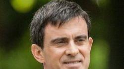 Manuel Valls insiste sur le poids de la France dans l'économie