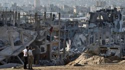 Reconstruction de Gaza: Les donateurs attendent d'abord une trêve