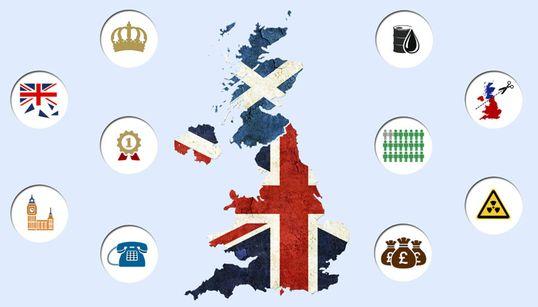Ce que l'indépendance de l'Écosse pourrait coûter au Royaume-Uni [INFOGRAPHIE