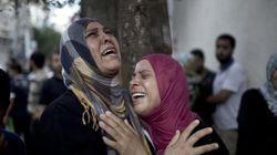 Les martyrs de Gaza