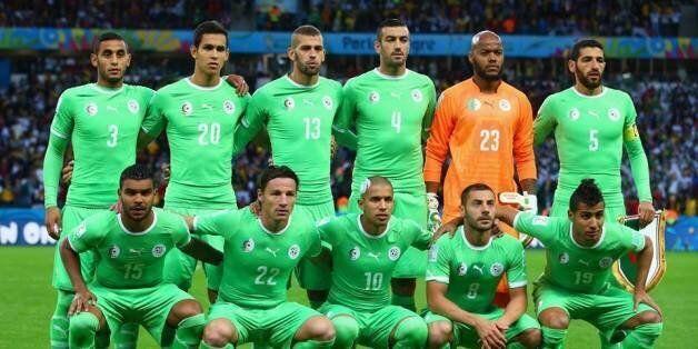 L'équipe nationale algérienne n'ira pas au