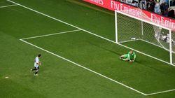Regardez les tirs au but qui ont qualifié l'Argentine en