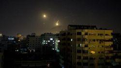 Tirs de roquettes sur Jérusalem après une offensive Israélienne meurtrière sur