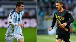 Le Messi face au