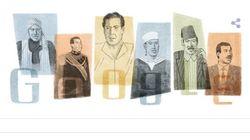 Google rend hommage à l'illustre acteur égyptien Farid
