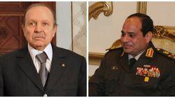 Bouteflika a la côte sur