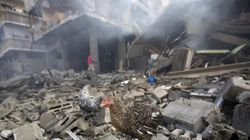 Hécatombe à Gaza, discussions au