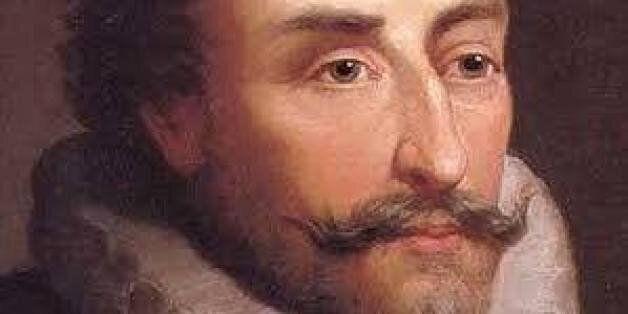 Portrait de Miguel Cervantès