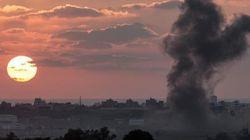 Gaza: Israël et le Hamas se sont entendus pour un cessez-le-feu de 72