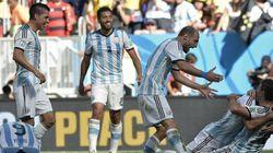 Argentine-Pays-Bas, Brésil-Allemagne: Deux remakes, un