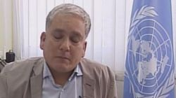 Gaza - Interview de Chris Gunness, porte-parole de l'UNRWA: