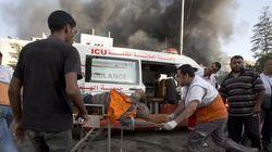 Gaza: Frappes meurtrières sur un marché durant la trêve acceptée plus tôt par