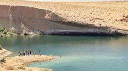 L'apparition d'un mystérieux lac à Gafsa, miracle ou