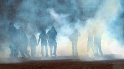 Tirs de gaz lacrymogènes à Sidi Bouzid pour disperser une manifestation de