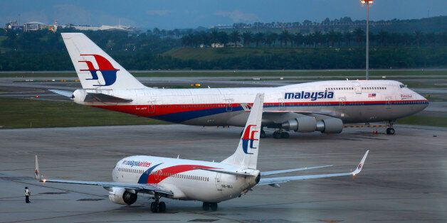Boeing 777 de la Malaysia