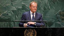 Η τελευταία ομιλία Τουσκ στον ΟΗΕ ήταν η καλύτερη που ακούστηκε και η ιδανική απάντηση στον