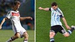Mondial: Allemagne-Argentine, faîte suprême du