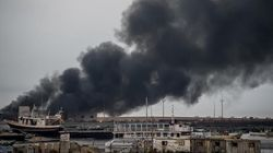 Gaza à feu et à sang: