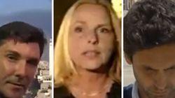 Les duplex sous tension des journalistes à Gaza