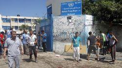 Gaza: Frappe meurtrière sur une 3ème école de l'ONU, Israël retire des