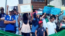 Les Algériens se mobilisent, à leur tour, pour soutenir le peuple