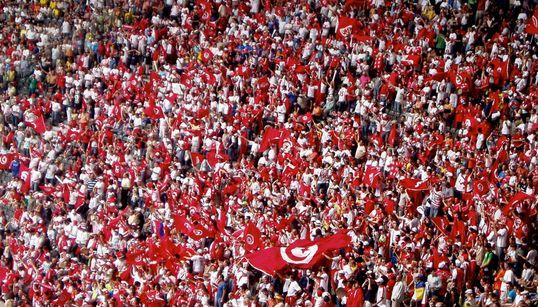 Des Tunisiens au