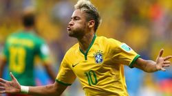 Le Brésil de Neymar et les Pays-Bas de Robben assurent la première place de leur groupe