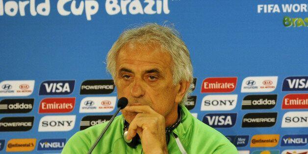 Le sélectionneur de l'équipe algérienne de football, Vahid Halilhodzic veut arracher la victoire face...