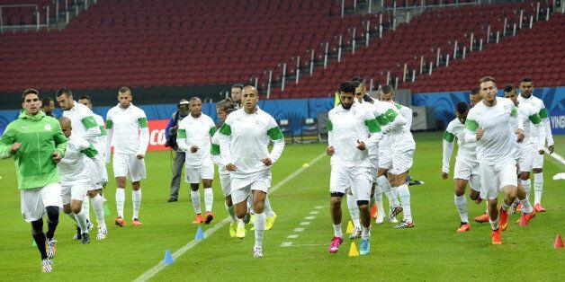 Selon Si Mohamed Cédric, 3e gardien de but de la sélection algérienne, ses coéquipiers sont