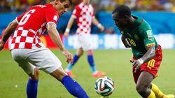 Le Cameroun, première équipe africaine éliminée du