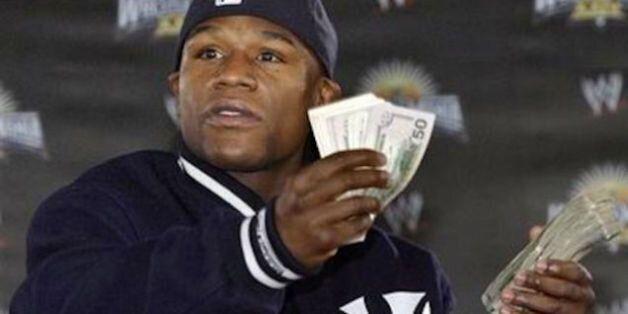 Top 100 des sportifs les mieux payés du