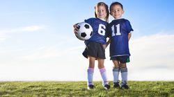 Coup d'envoi de la Coupe du monde pour enfants à