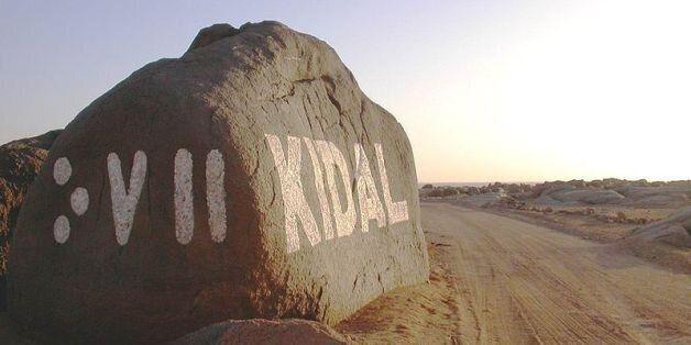 Kidal, au nord Mali, bastion des mouvements de