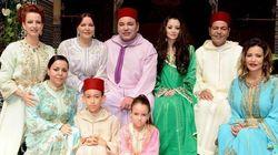 Le prince Moulay Rachid se