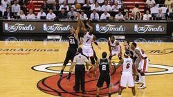 Finale NBA: San Antonio à un match du
