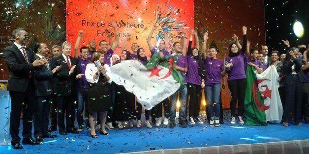 Les lauréats 2014 de l'entreprise Jenia Take