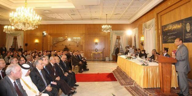 La cérémonie de la journée nationale de lutte contre la Torture au Palais Dhiafa à Carthage le 8 mai