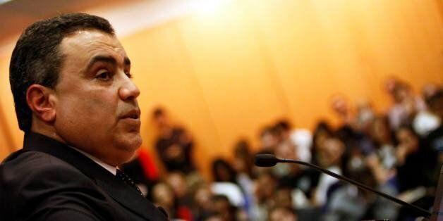 Mehdi Jomâa, chef du gouvernement tunisien à Washington pour parler démocratie et