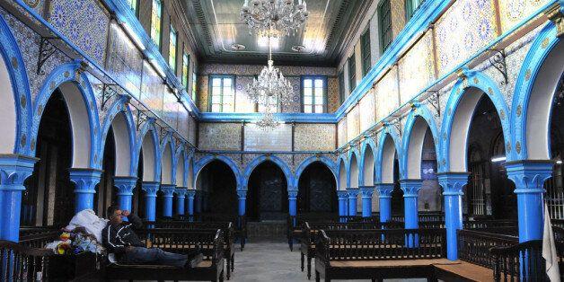 La synagogue de la Ghriba à