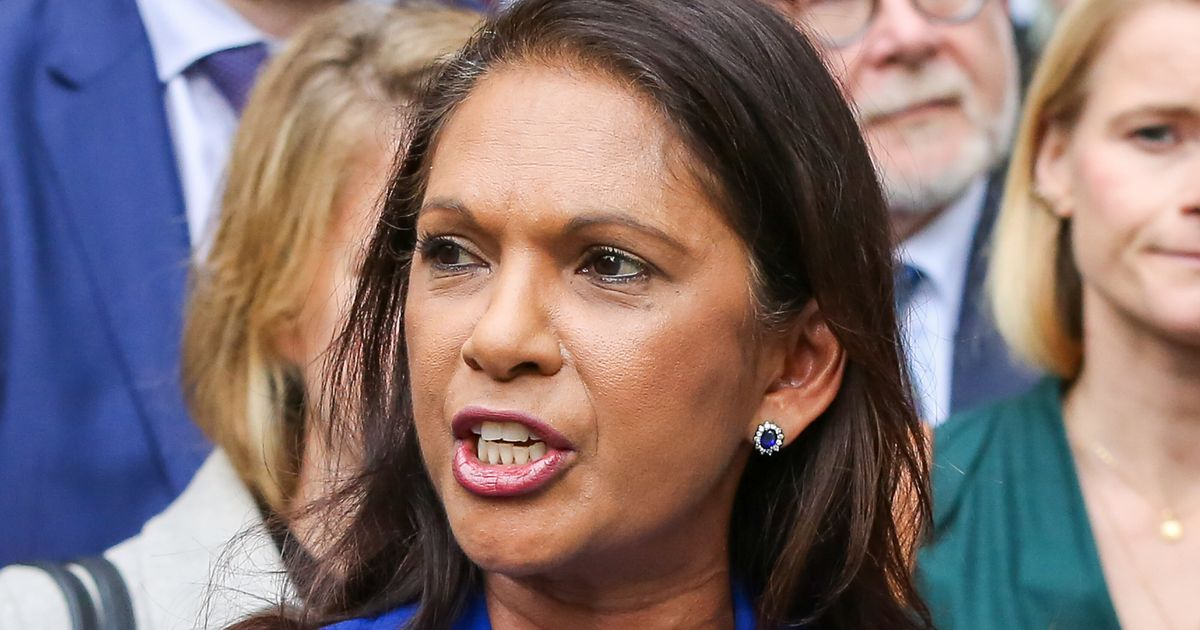 BBC Question Time: Gina Miller Clashes With Tory James Cleverly Over Prorogation Case