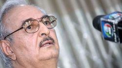En Libye, Khalifa Haftar rallie des