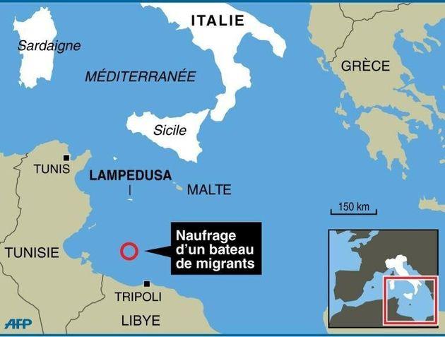 Immigration: Le naufrage d'une embarcation entre la Libye et Lampedusa fait des dizaines de